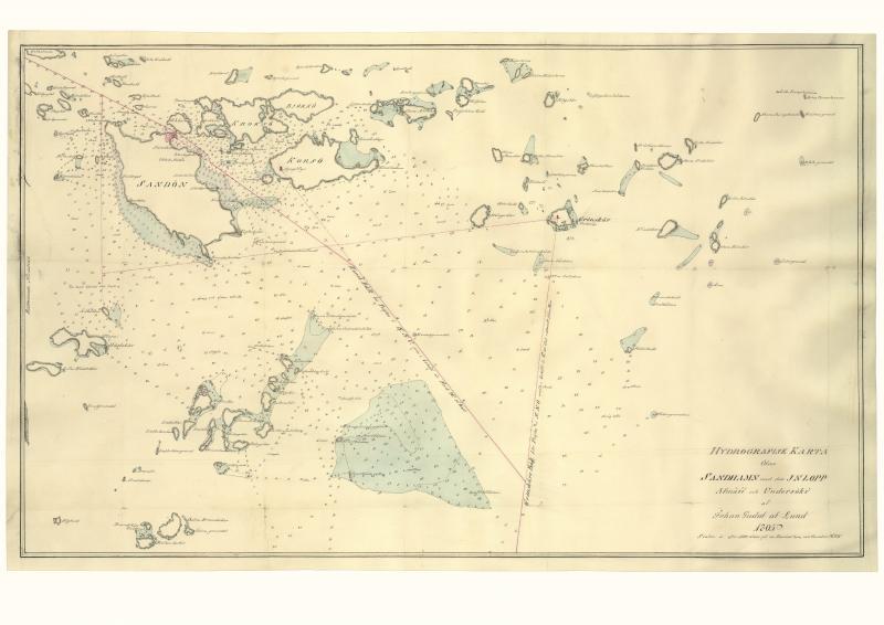 Sea Charts #502