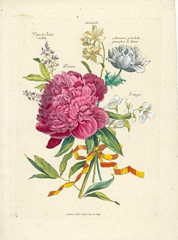 French Bouquets #004