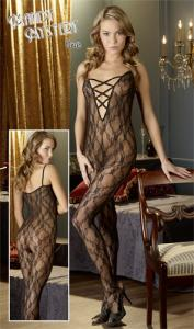 Catsuit Lace with Feet