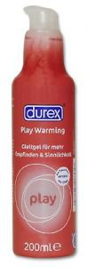 Durex Play Heat - 200 ml