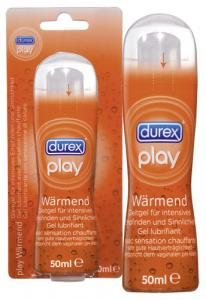 Durex Play Heat - 50 ml
