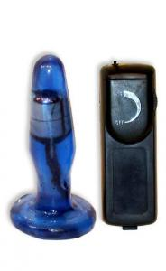 Queeny Love Blue Plug