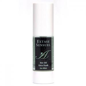 Extase Sensuel - Hot Oil Stimulant Ice Mint