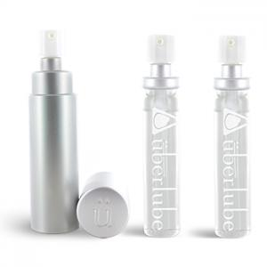 Uberlube - Silicone Lubricant Good-To-Go Silver & Refills