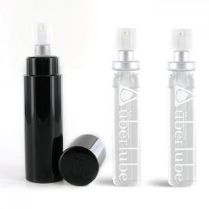 Uberlube - Silicone Lubricant Good-To-Go Black & Refills