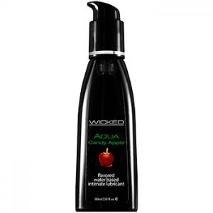 Wicked - Aqua Candy Apple Waterbased Lubricant 60 ml