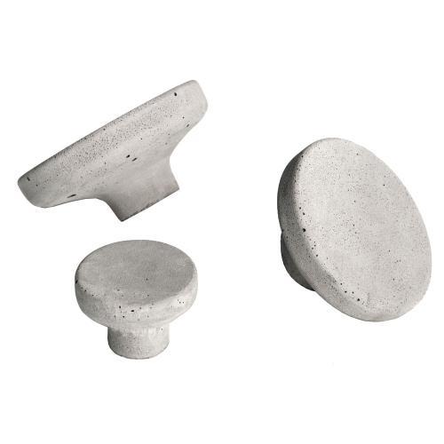 Knopp Cement Krok Ljusgrå Small