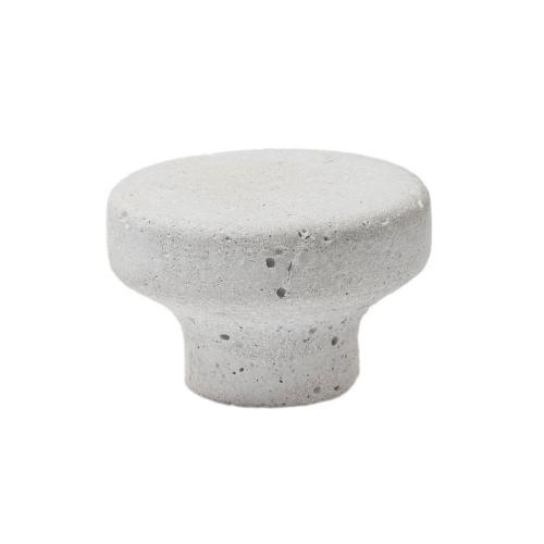 Knopp Cement Krok Vit Small