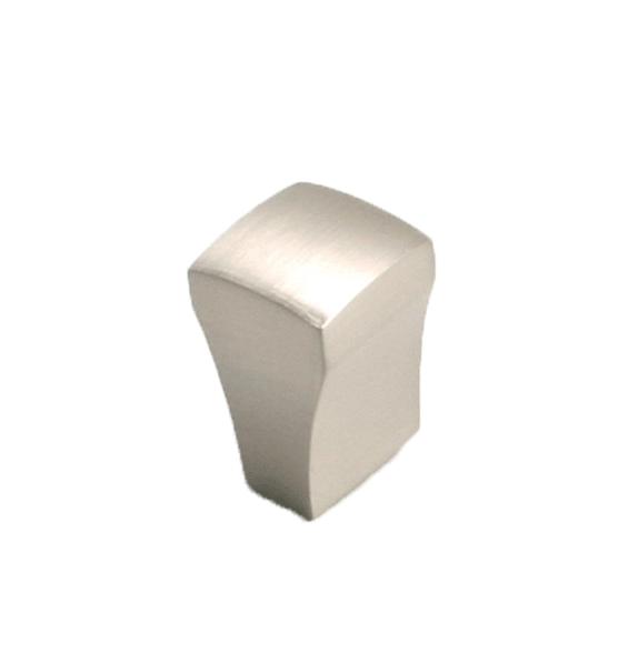 Knopp Rostfri look Metall Minimalistisk design