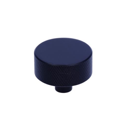 Relief Knopp Svart 33mm Industriell design