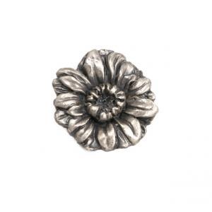 Byråknopp Tennfärgad Blomma