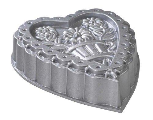 Nordic Ware Bakform Dekorativt Hjärta