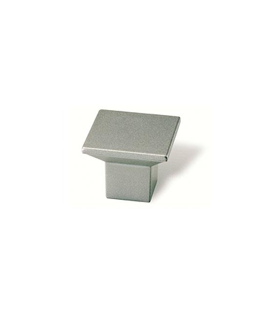 Nickelfri syntetknopp Aluminiumfärg