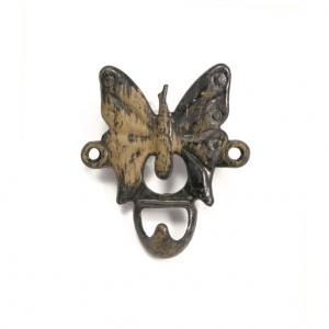 Krok Lantlig  Antik Fjäril