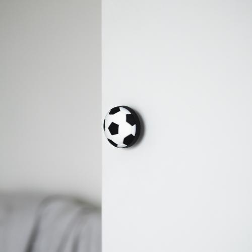 Fotboll Barnrum Gummiknopp