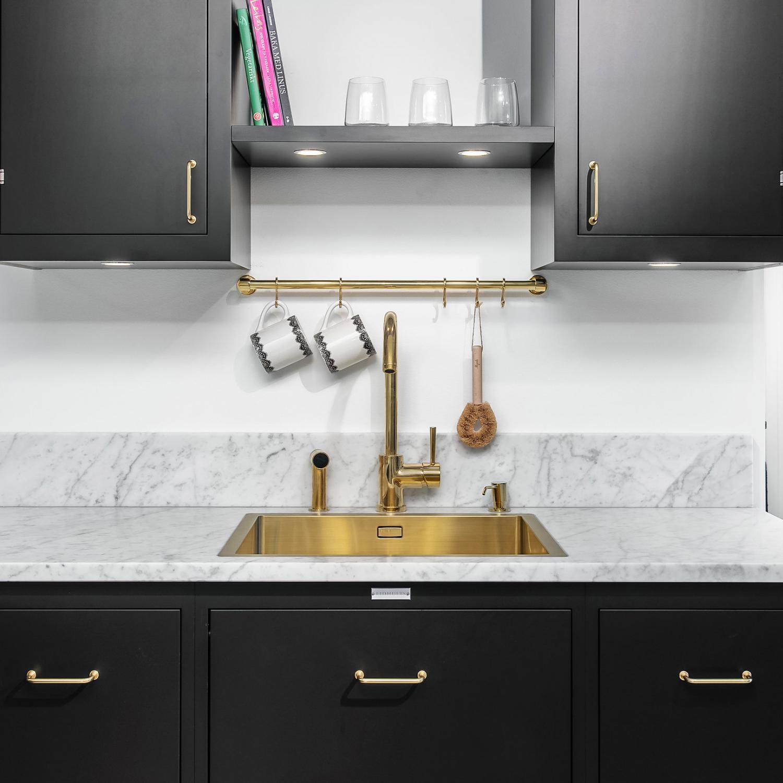 Hur väljer jag handtag till mitt nya kök?