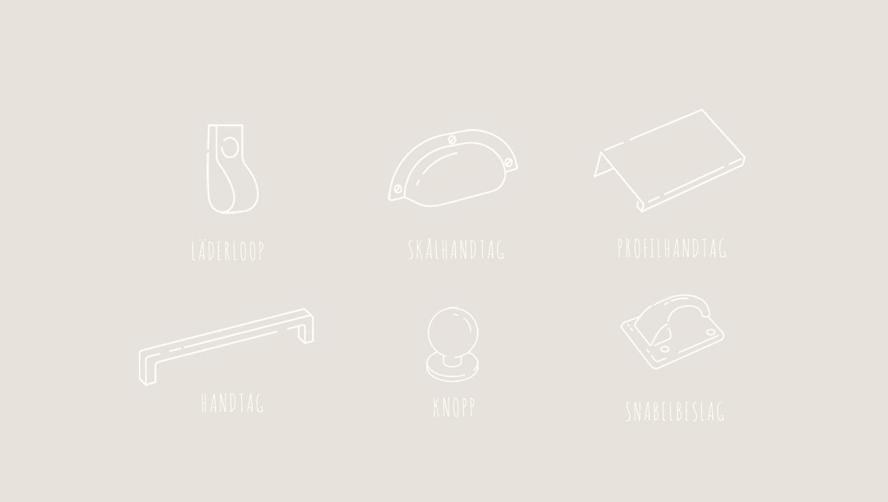 Läder, mässing & rostfritt stål - så här tar du hand om dina nya kökshandtag
