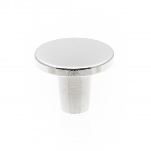 Knopp Blank nickel Modern Design