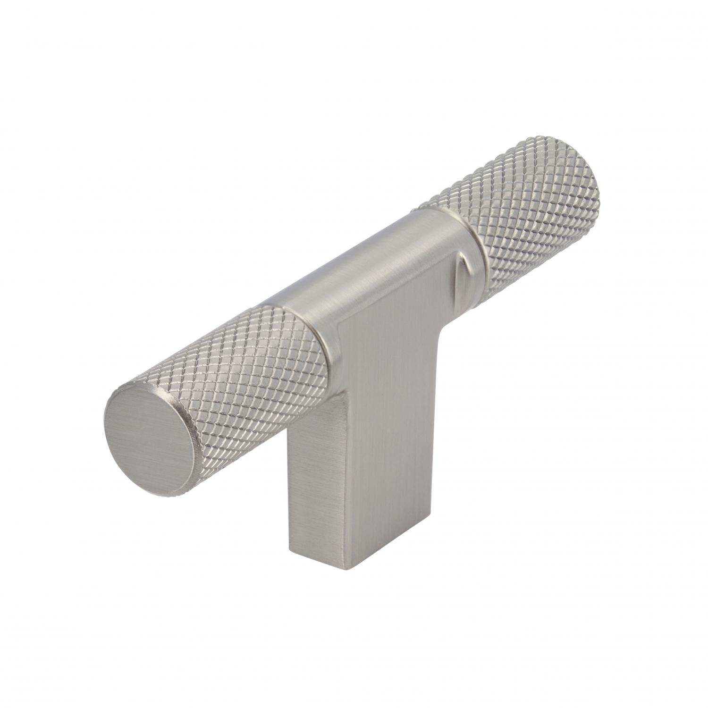 Relief Knopp T-bar Nickel