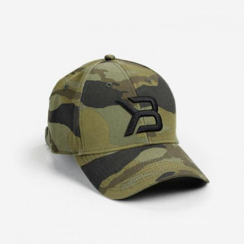 BETTER BODIES: BB BASEBALL KEPS - CAMO
