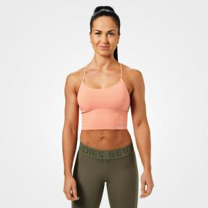BETTER BODIES: ASTORIA SEAMLESS BRA - PERSIKA