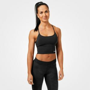 BETTER BODIES: ASTORIA SEAMLESS BRA - SVART