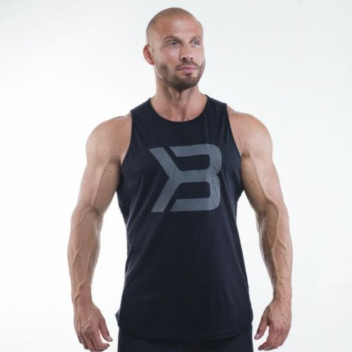 BETTER BODIES: BROOKLYN TANK - SVART