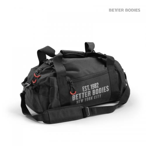 BETTER BODIES: GYM BAG - SVART