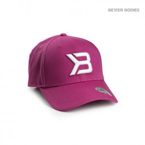 BETTER BODIES: WOMENS BASEBALL KEPS - ROSA