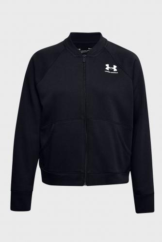 UNDER ARMOUR: RIVAL FLEECE JACKET - WOMEN