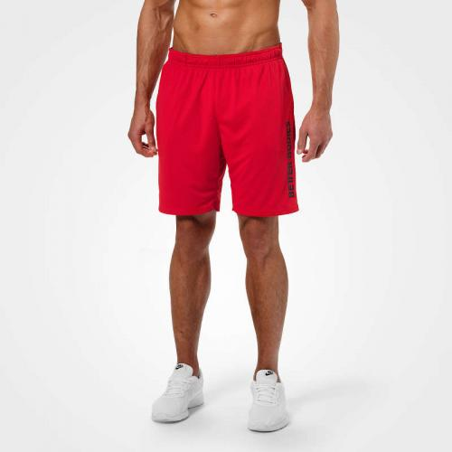 BETTER BODIES: LOOSE FUNCTION SHORTS - RÖD