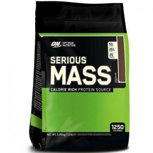 OPTIMUM NUTRITION: SERIOUS MASS - 5,455 kg