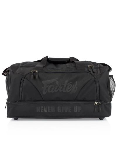 FAIRTEX: PRO GYM BAG - SVART