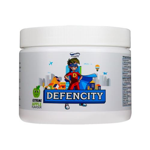 VITERNA: DEFENCITY MULTIVITAMIN KIDS - 200G ÄPPLE
