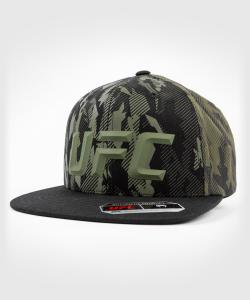 VENUM: UFC AUTHENTIC FIGHT WEEK UNISEX KEPS - KHAKI