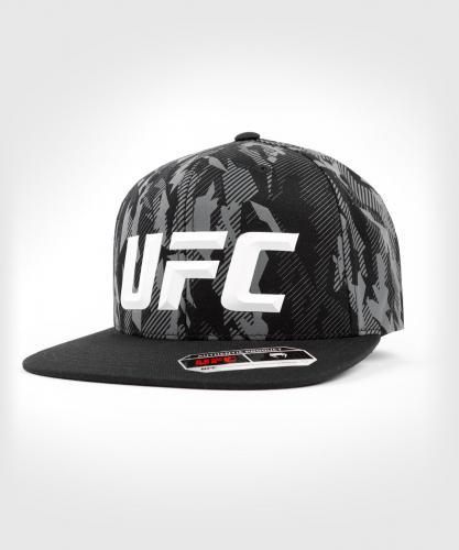 VENUM: UFC AUTHENTIC FIGHT WEEK UNISEX KEPS - SVART