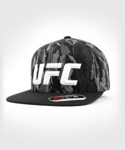 VENUM: UFC AUTHENTIC FIGHT WEEK UNISEX KEPS - SVART