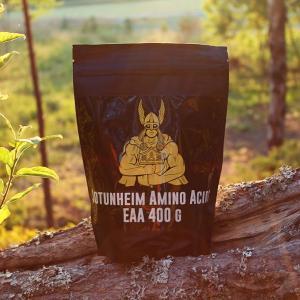 JOTUNHEIM NUTRITION: AMINO ACIDS EAA 400gr- COLA