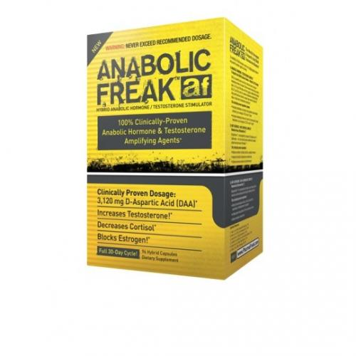 PHARMA FREAK: ANABOLIC FREAK - 96 kapslar