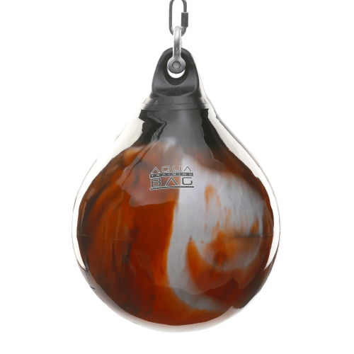 "AQUA TRAINING BAG: PUNCHING BAG 18"" - ORANGE"