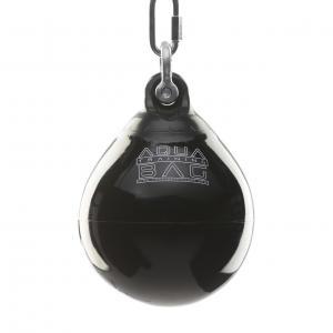 "AQUA TRAINING BAG: HEADHUNTER SLIP BALL 9"" - SVART"