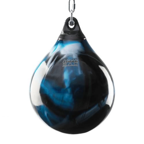 "AQUA TRAINING BAG: PUNCHING BAG 21"" - BLÅ"