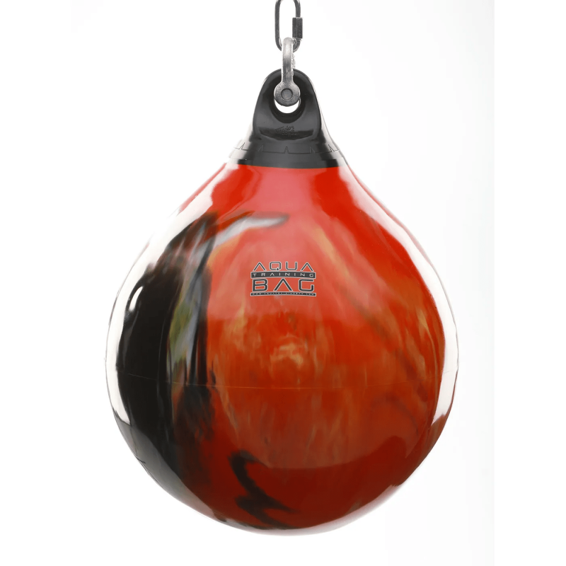 "AQUA TRAINING BAG: PUNCHING BAG 21"" - ORANGE"