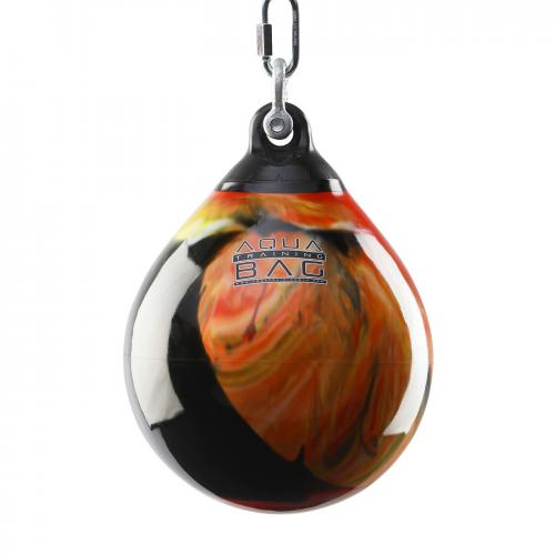 AQUA TRAINING BAG: HEADHUNTER SLIP BALL - ORANGE