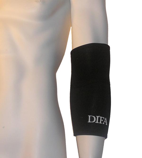 DIFA: ARMBÅGSSKYDD - BLACK