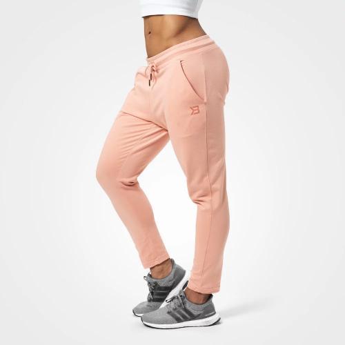 BETTER BODIES: ASTORIA SWEAT PANTS - PEACH BEIGE