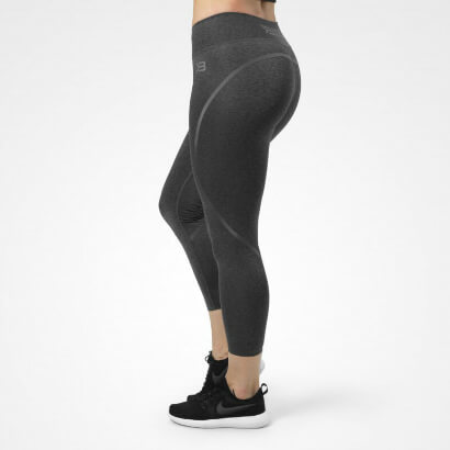 BETTER BODIES: ASTORIA TIGHTS - GRAPHITE MELANGE