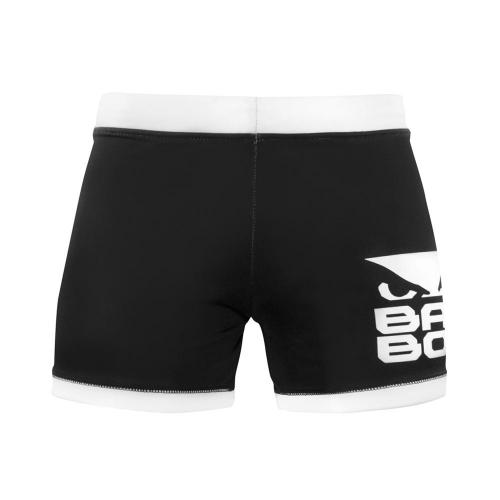 BAD BOY: CLASSIC VT SHORTS - SVART/VIT