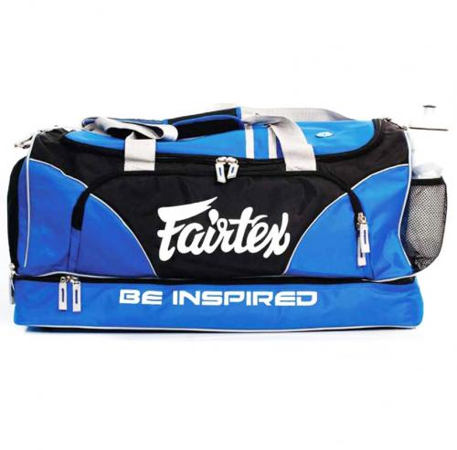 FAIRTEX: PRO GYM BAG - BLÅ