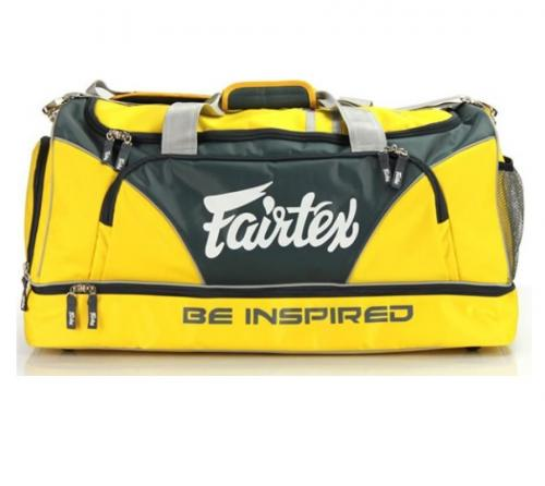 FAIRTEX: PRO GYM BAG - GUL